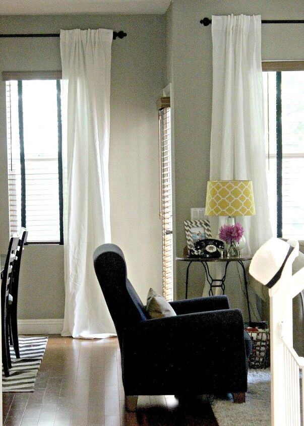 New Ikea Curtains | Hometalk