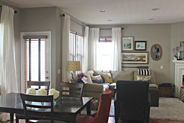 New Ikea Curtains Home Decor Living Room Ideas Window Treatments