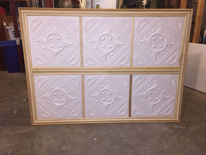 headboard, diy, painted furniture, repurposing upcycling, woodworking projects