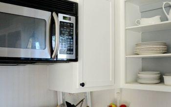 Adding Trim to 1960s Cabinets