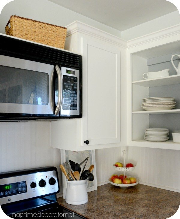 Retro Kitchen Design You Never Seen Before: Adding Trim To 1960s Cabinets