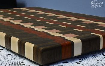 The Story of a Board: An End-Grain Cutting Board Tutorial