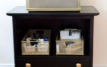 Roadside Rescued, Repurposed and Upcycled Office Storage
