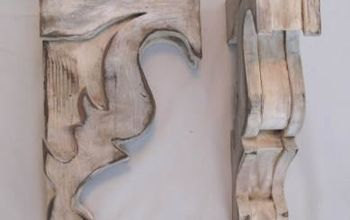 design and build your own corbels, diy, home decor, how to, woodworking projects