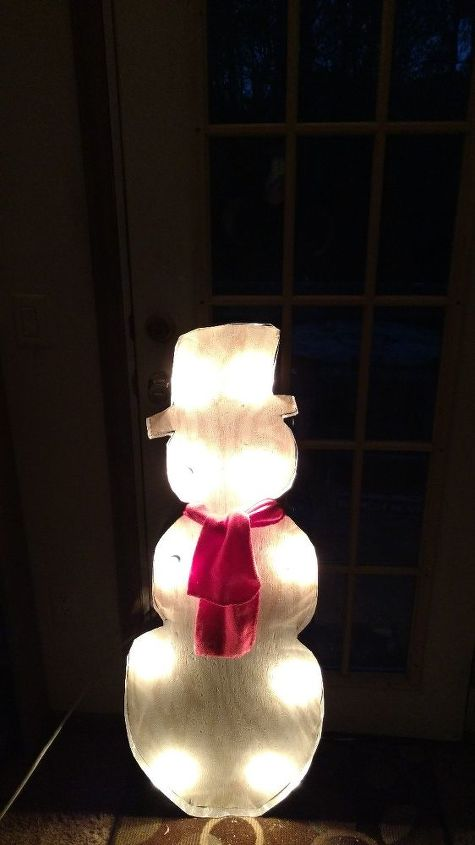 snowman for christmas, christmas decorations, diy, woodworking projects