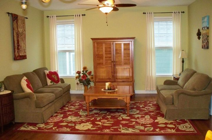 q here are more pics of my house for sale, dining room ideas, home decor, living room ideas, painting, wall decor