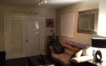 garage conversion remodel studio apartment space, diy, garages, home improvement