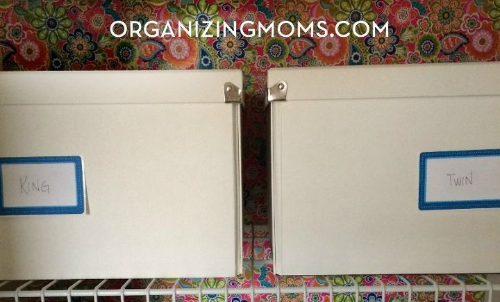 realistic linen closet organization, closet, organizing, storage ideas