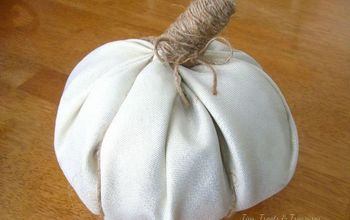 Easy Handmade Pumpkin