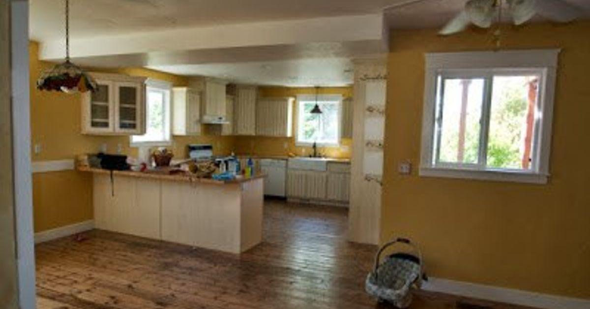Our Kitchen/Dining Room Remodel | Hometalk