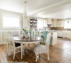 Our Kitchen Dining Room Remodel, Dining Room Ideas, Diy, Home Decor, Home