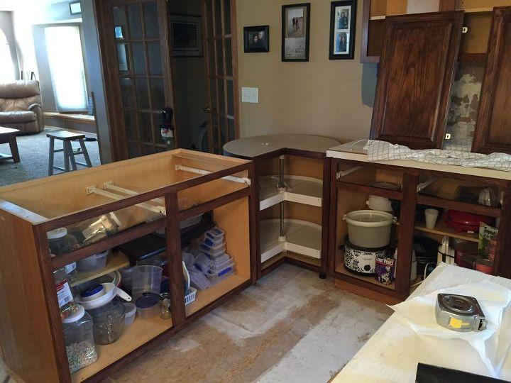Island Peninsula Kitchen From kitchen island to peninsula kitchen remodel hometalk from kitchen island to peninsula kitchen remodel home improvement kitchen design workwithnaturefo