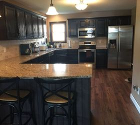 Superieur From Kitchen Island To Peninsula Kitchen Remodel, Home Improvement, Kitchen  Design
