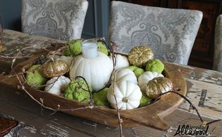a table arrangement for thanksgiving, seasonal holiday decor, thanksgiving decorations