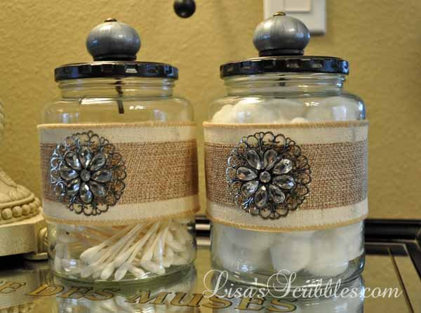 diy christmas upcycling glass jars for gifts, christmas decorations, crafts, repurposing upcycling