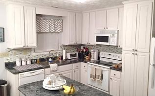 southern charm a vintage marketplace, home maintenance repairs, kitchen cabinets, kitchen design, painting, Kitchen Cabinets After
