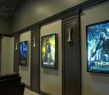 home theater reveal, diy, entertainment rec rooms, home decor, home improvement