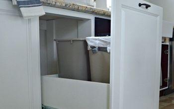 Hidden Trash and Recycle Bins