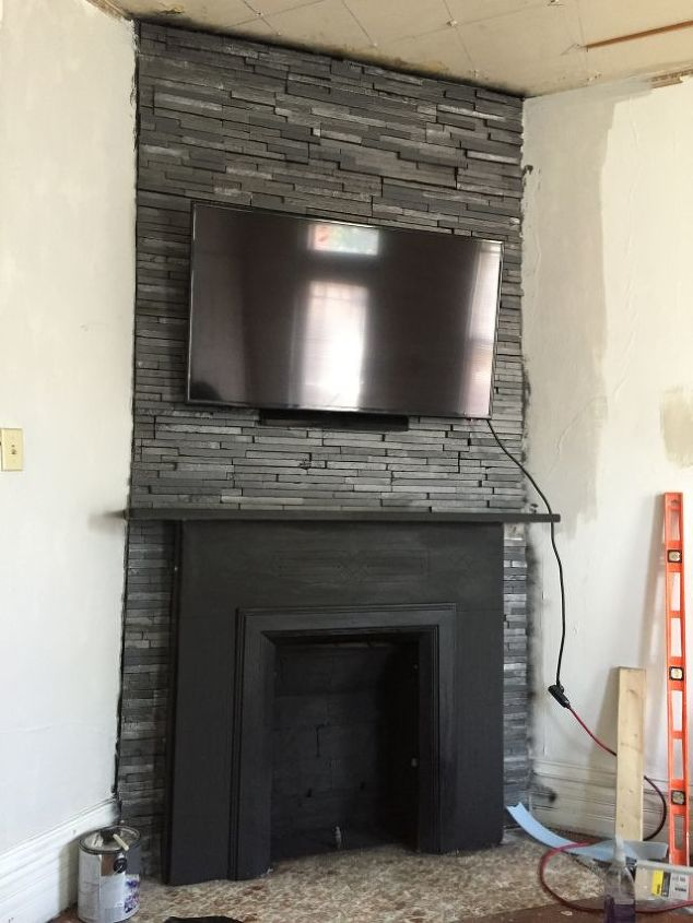 Diy 40 wood tv frame works for tvs that tilt and rotate too diy 40 wood tv frame works for tvs that tilt and rotate too concrete masonry solutioingenieria Image collections