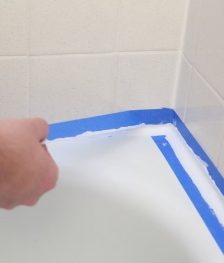 how to caulk your shower, bathroom ideas, home maintenance repairs, how to