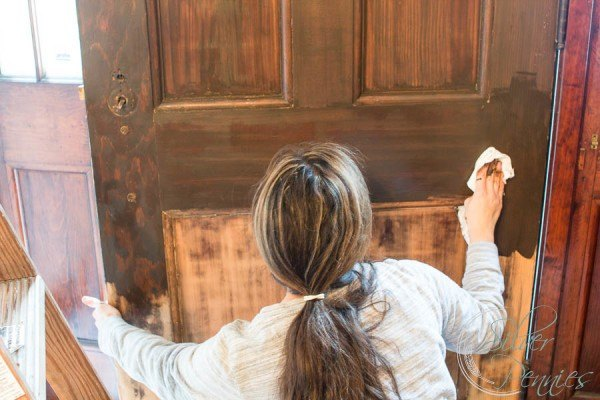 how to restore an old door, diy, doors, painting - How To Restore An Old Door Hometalk