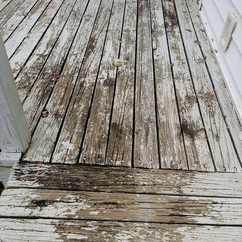 Will Rustoleum Restore My 17 Year Old Deck Hometalk