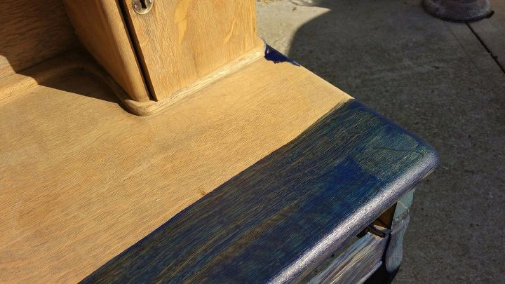safe alternative to harsh chemicals, painted furniture