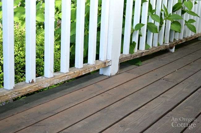 tips to repaint porch railings that last, fences, outdoor living, painting, porches