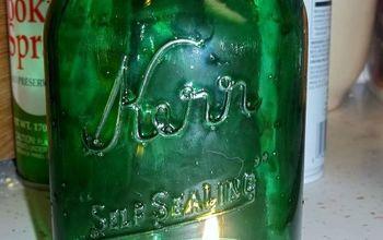 Faux Sea Glass Challenge!!!!