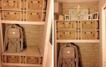 entrance partition made nice, diy, organizing, storage ideas