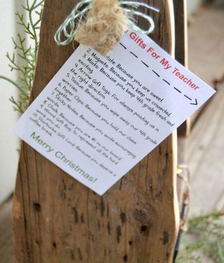 diy wood gift bag for mason jar gift for teachers, christmas decorations, crafts, mason jars