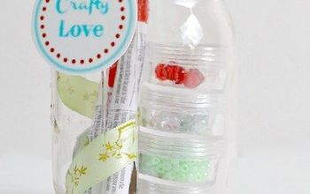 Mason Jar Gift for the Crafter in Your Life