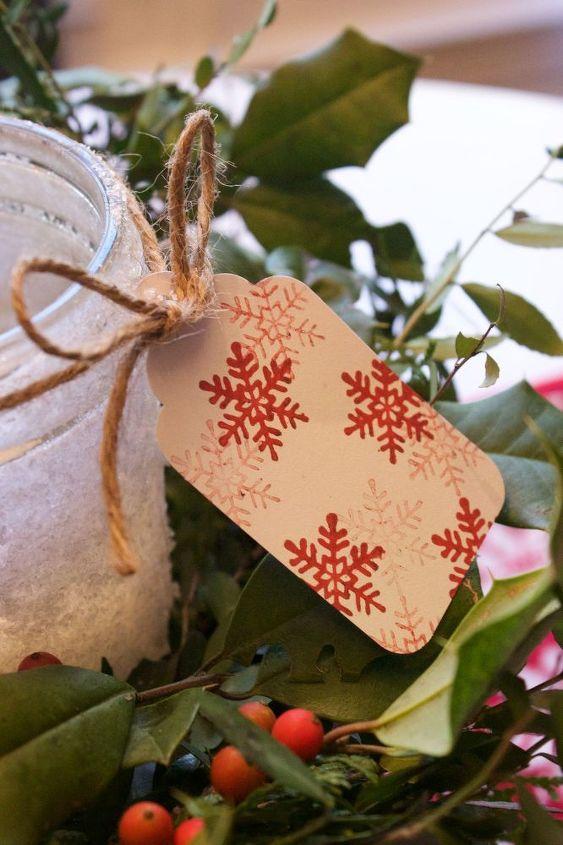 diy iced mason jar candles, christmas decorations, crafts, mason jars, seasonal holiday decor