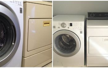 $86 Laundry Room Makeover