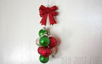 DIY Ornament Mistletoe - One of Our #DIYGifts