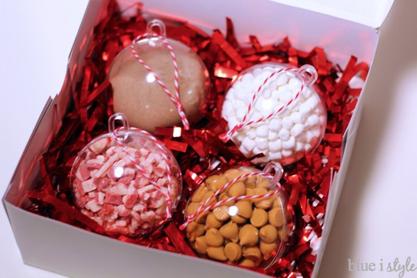 hot chocolate ornaments great neighbor or co worker gift, christmas decorations, crafts, seasonal holiday decor