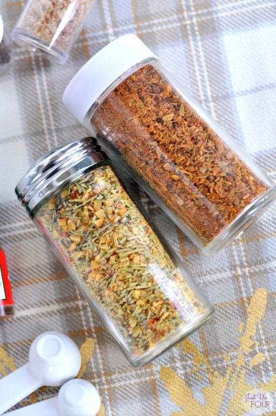 food lover s gift in a jar, mason jars