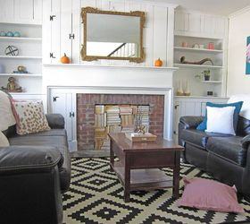 Living Room Makeover On A 150 Budget, Home Decor, Living Room Ideas