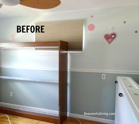 Attirant Modern Girl Chic Bedroom Makeover, Bedroom Ideas, Diy, Home Decor, Wall  Decor