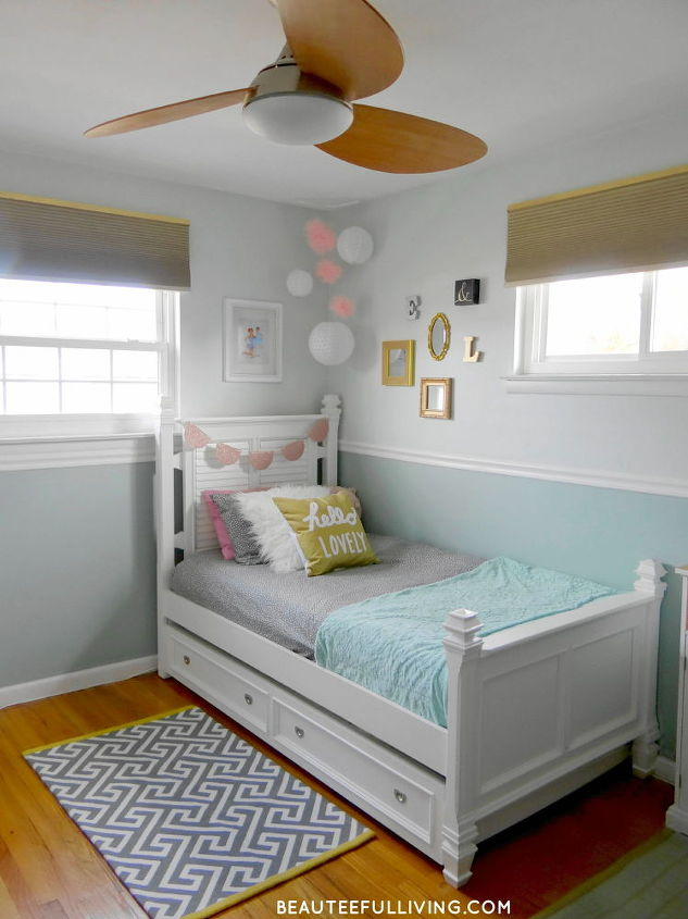Modern Girl Chic Bedroom Makeover | Hometalk