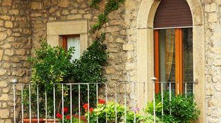 , Balcony Garden