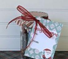 teen girl mason jar gift idea, christmas decorations, crafts, mason jars, seasonal holiday decor