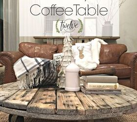 Amazing Diy Wire Spool Coffee Table, Diy, Painted Furniture, Rustic Furniture,  Woodworking Projects