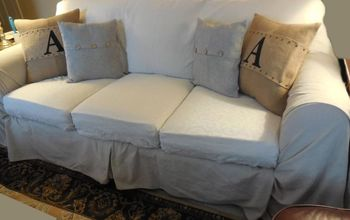 a great cover up, home decor, reupholster