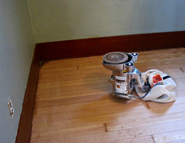 Refinishing Hardwood Floors Edges And Corners Hometalk