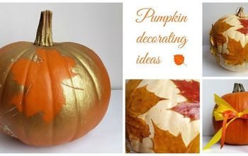 DIY Pumpkin Decorating Ideas