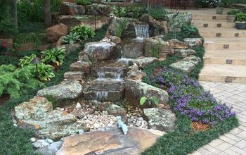 Pondless Waterfalls for the Oklahoma Landscape