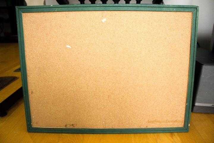 Chalkboard and Bulletin Board in One! | Hometalk