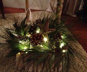 a lighted christmas basket christmas decorations crafts seasonal holiday decor