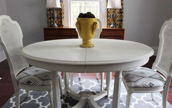 Take a Seat - Dining Room Furniture Makeover